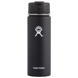 Hydro Flask 20oz Wide Mouth in Black