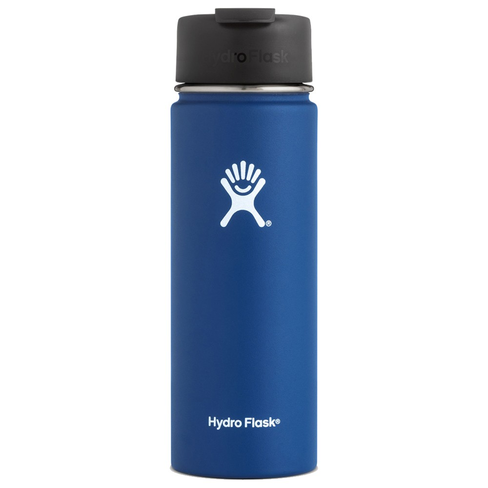 Hydro Flask 20oz Wide Mouth Cobalt
