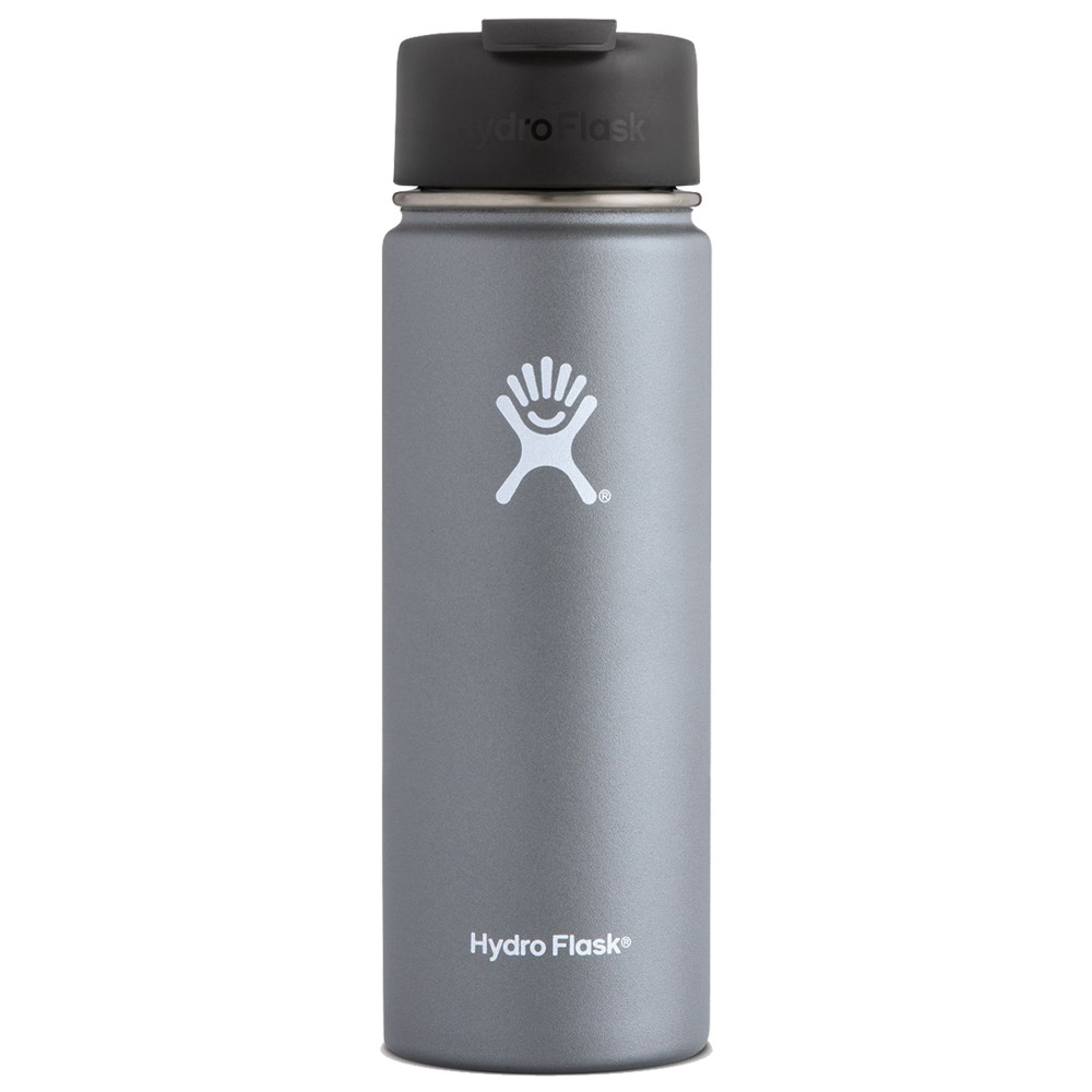 Hydro Flask 20oz Wide Mouth Graphite