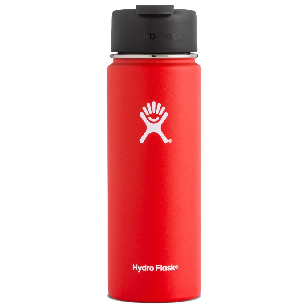 Hydro Flask 20oz Wide Mouth Lava