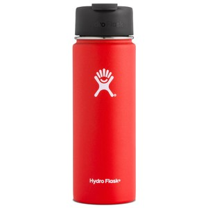 Hydro Flask 20oz Wide Mouth in Lava