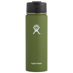 Hydro Flask 20oz Wide Mouth in Olive