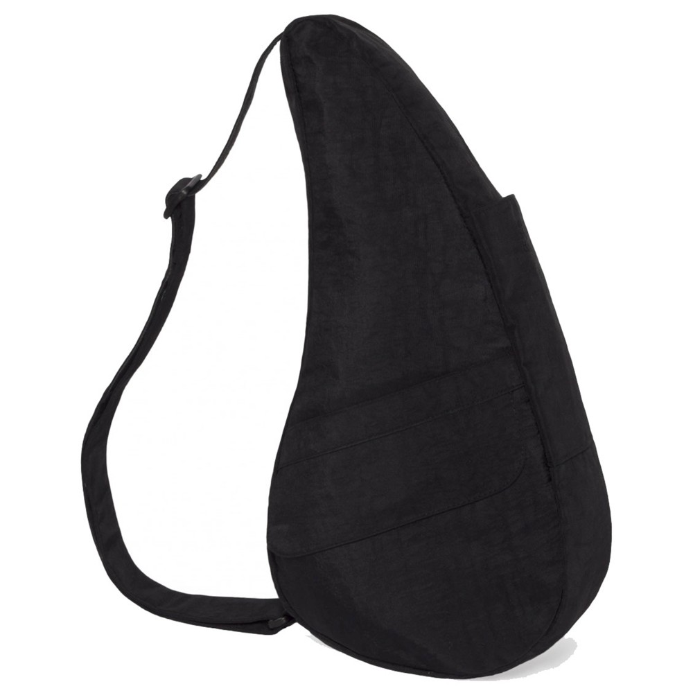 Healthy Back Bag Textured Nylon Med/IPad Black