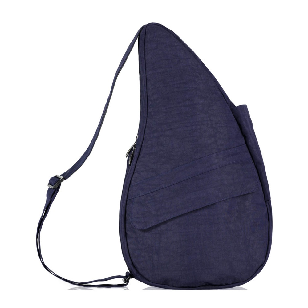 Healthy Back Bag Textured Nylon Med/IPad Blue Night