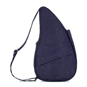 Healthy Back Bag Textured Nylon Med/IPad in Blue Night