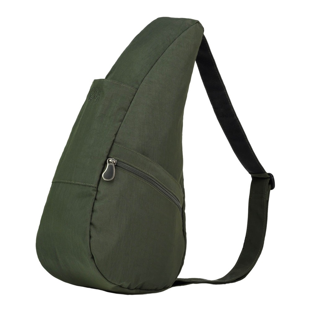 Healthy Back Bag Textured Nylon Med/IPad Deep Forest