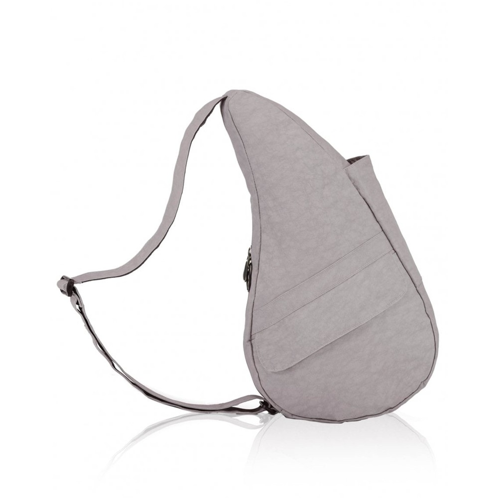 Healthy Back Bag Textured Nylon Med/IPad Grey Fox