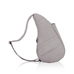 Healthy Back Bag Textured Nylon Med/IPad in Grey Fox