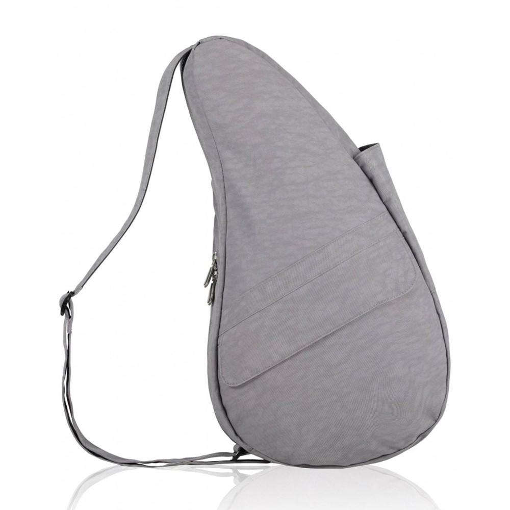 Healthy Back Bag Textured Nylon Med/IPad Pebble Grey