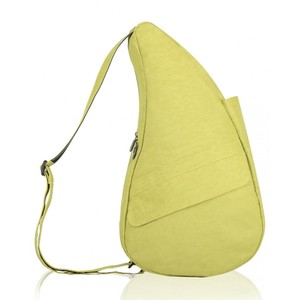 Healthy Back Bag Textured Nylon Med/IPad in Pistachio