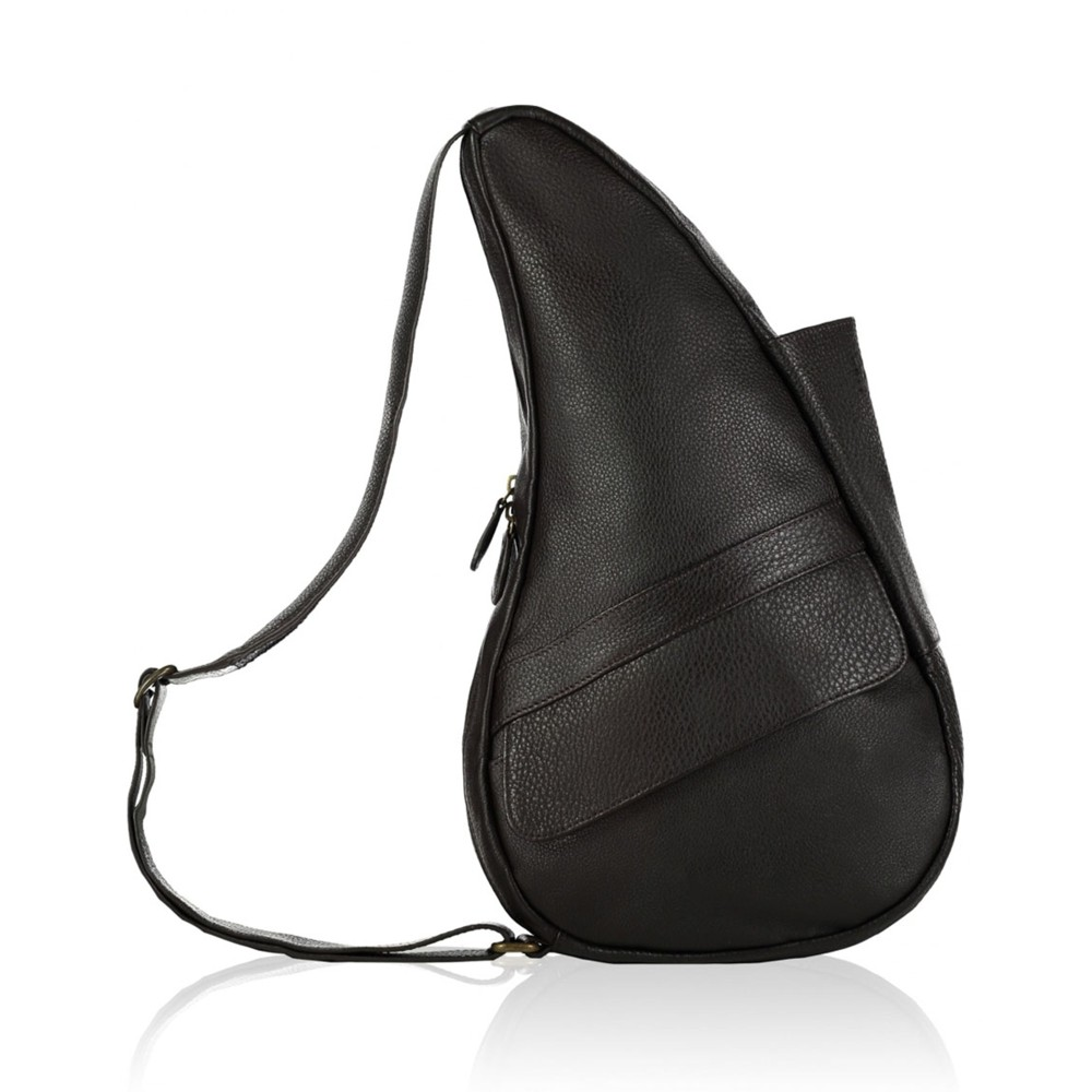 Healthy Back Bag Classic Leather Coffee Bean