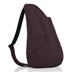 Healthy Back Bag Microfibre Small in Coffee Bean
