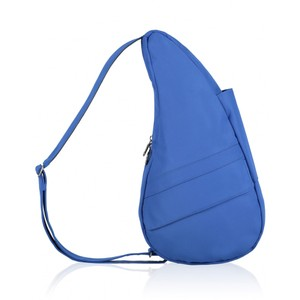 Healthy Back Bag Microfibre - Small in Mosaic Blue