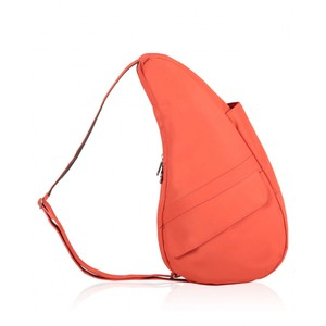 Healthy Back Bag Microfibre - Small in Tangerine