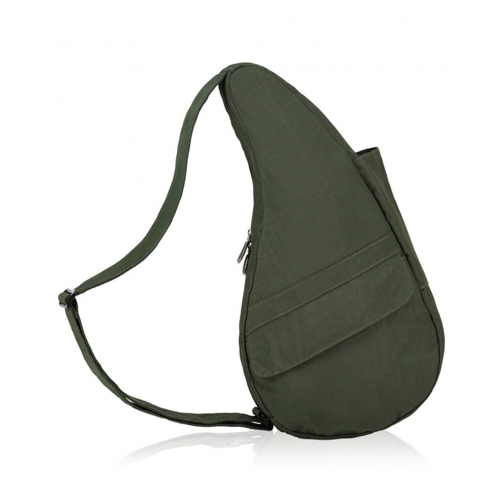 Healthy Back Bag Textured Nylon Small Deep Forest