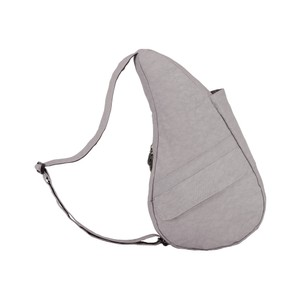 Healthy Back Bag Textured Nylon Small in Grey Fox