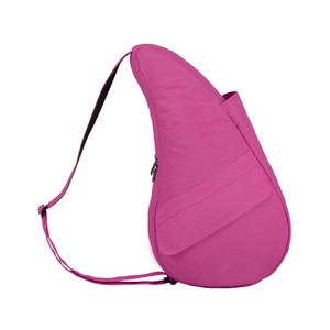 Healthy Back Bag Textured Nylon Small in Hibiscus