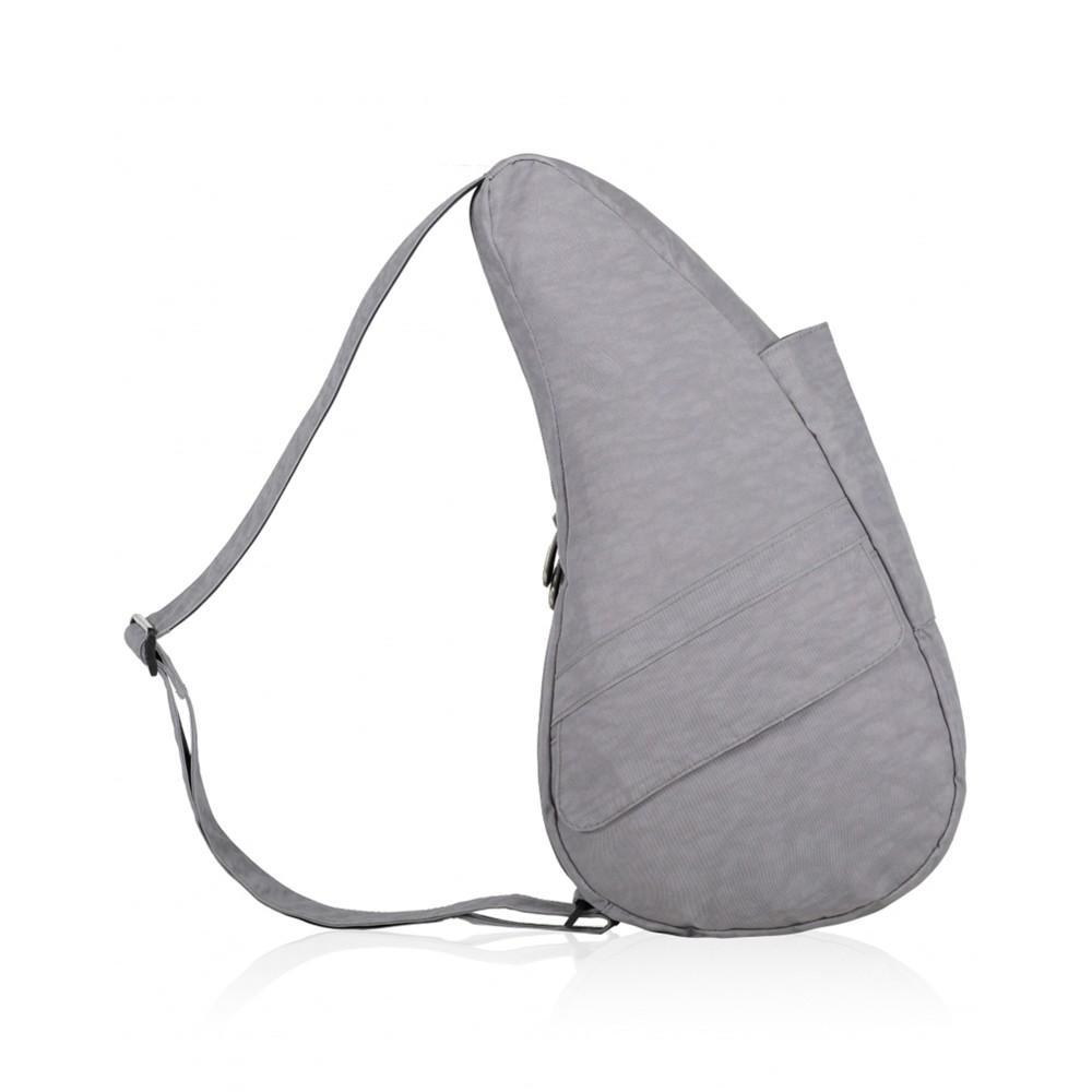Healthy Back Bag Textured Nylon Small Pebble Grey