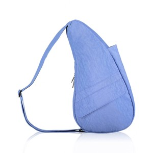 Healthy Back Bag Textured Nylon Small in Periwinkle