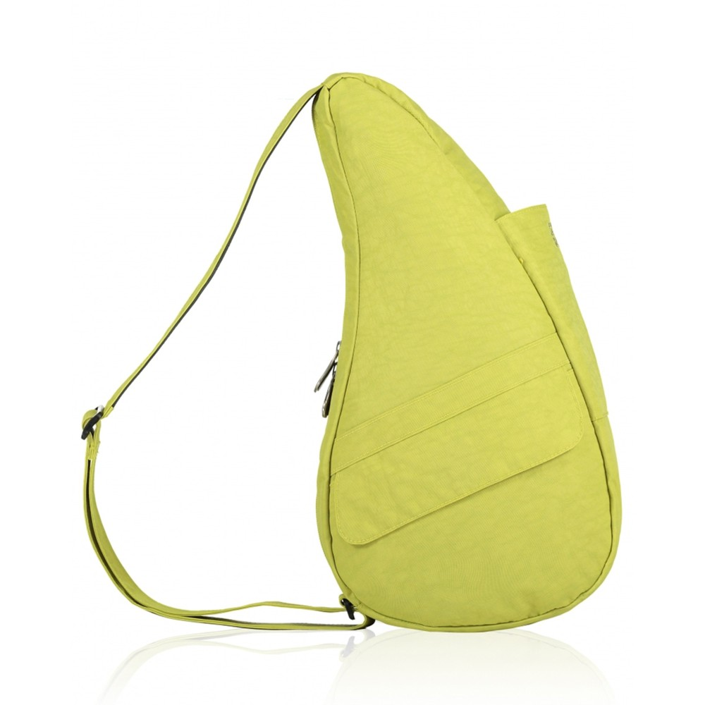 Healthy Back Bag Textured Nylon Small Pistachio