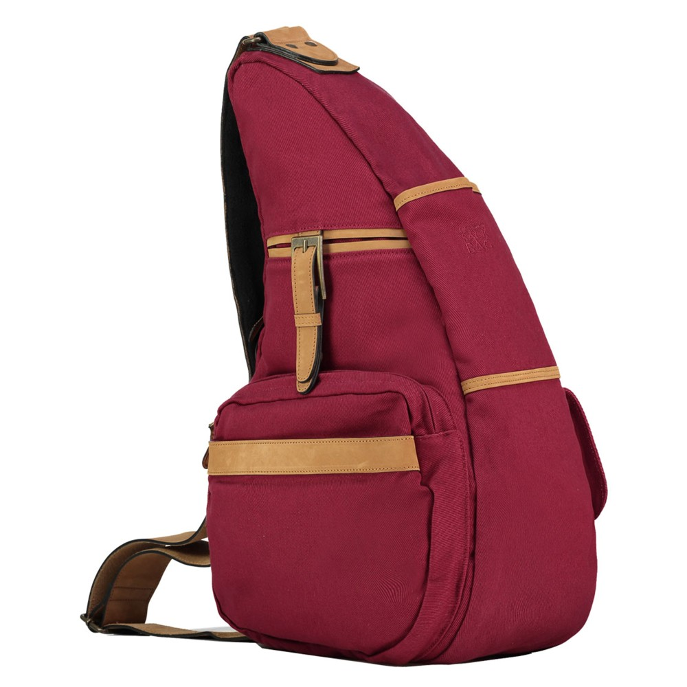 Healthy Back Bag Expedition Burgundy