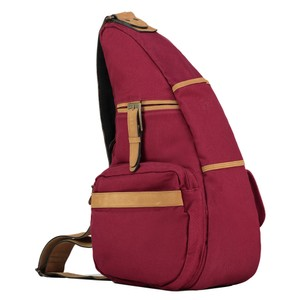 Healthy Back Bag Expedition in Burgundy