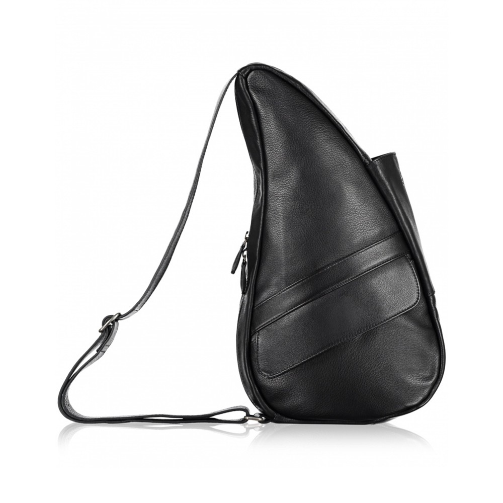 Healthy Back Bag Classic Leather - Medium Black