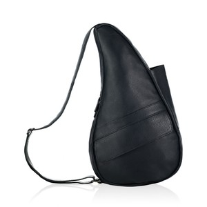 Healthy Back Bag Classic Leather Medium in Navy