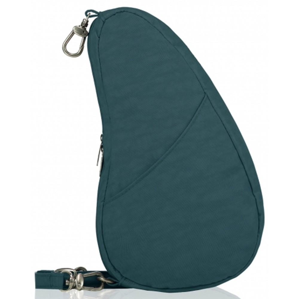 Healthy Back Bag Textured Nylon Large Baglett Lagoon