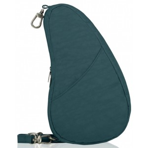 Healthy Back Bag Textured Nylon Large Baglett in Lagoon