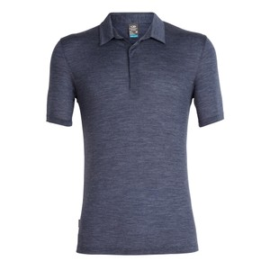 Icebreaker Solace SS Polo Mens
