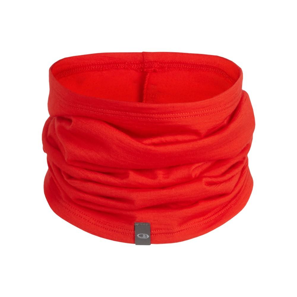 Icebreaker Flexi Chute Chili Red