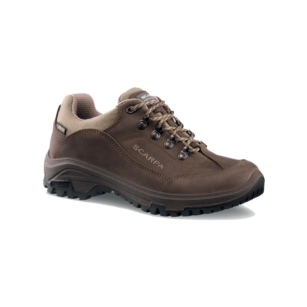 Scarpa Cyrus Lady GTX Womens Brown