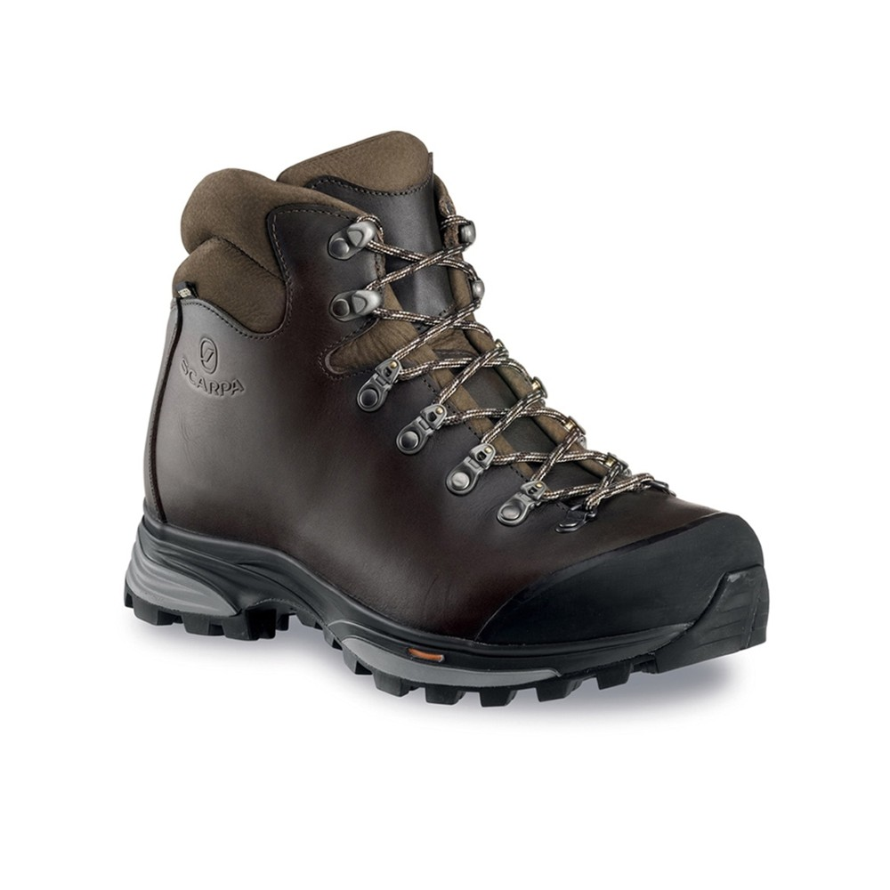 Scarpa Delta GTX Mens Dark Brown