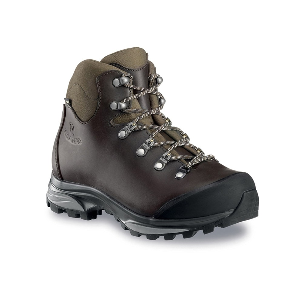 Scarpa Delta Lady GTX Womens Dark Brown