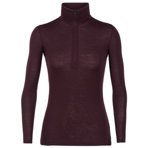 Icebreaker Everyday 175 LS Half Zip Womens