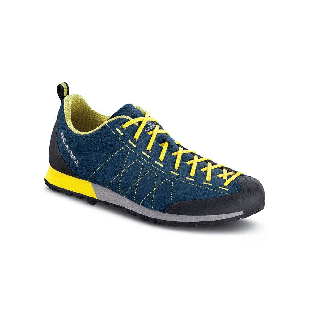Scarpa Highball Mens Ocean-Bright Yellow