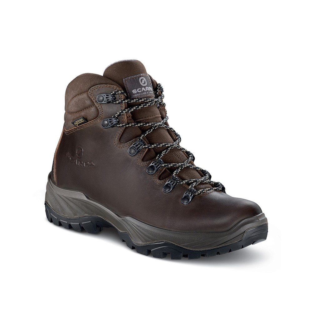 Scarpa Terra 18 Lady GTX Womens Brown