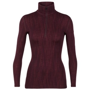 Icebreaker Vertex 250 LS Half Zip Drift Womens