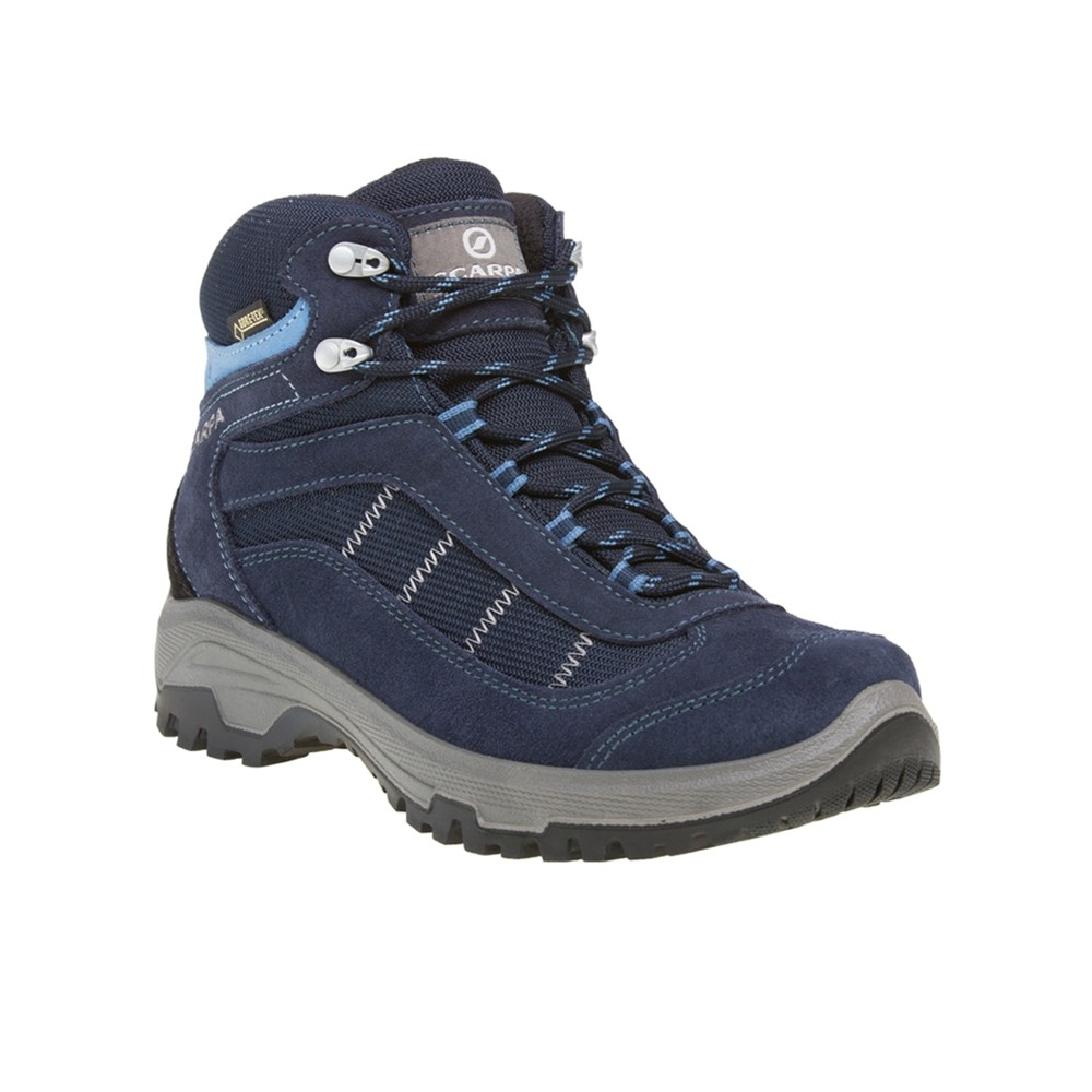 Scarpa Bora GTX Womens Night/Provence