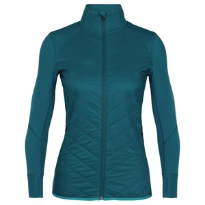 Icebreaker Descender Hybrid Jacket Womens