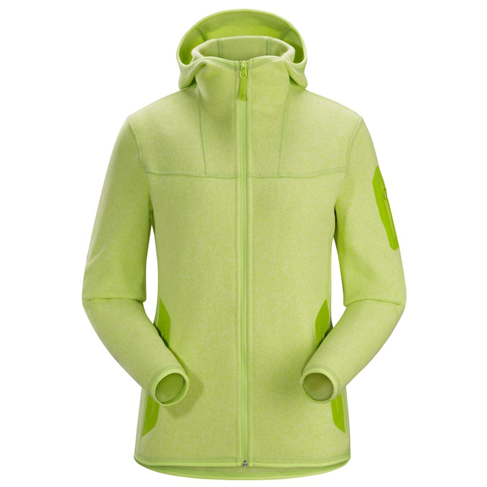 Arcteryx  Covert Hoody Womens Light Titanite