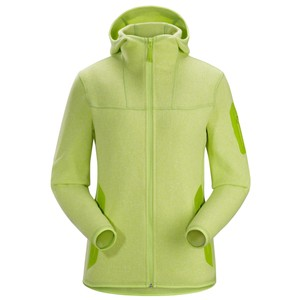 Arcteryx  Covert Hoody Womens in Light Titanite