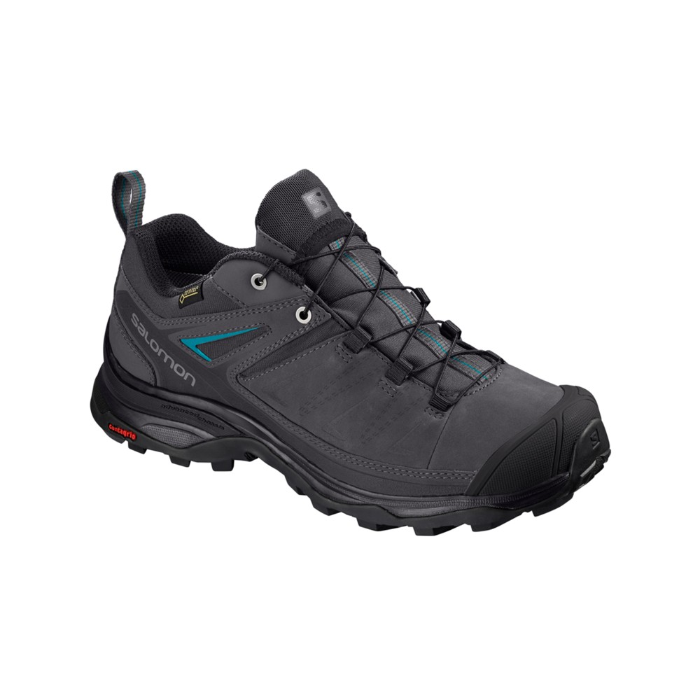 Salomon X Ultra 3 LTR GTX Womens Magnet/Phantom/Bluebird