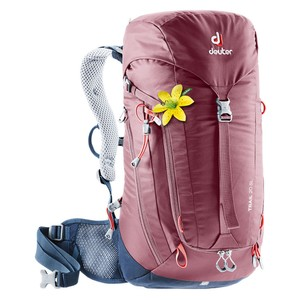 Deuter Trail 20SL in Maron/Navy