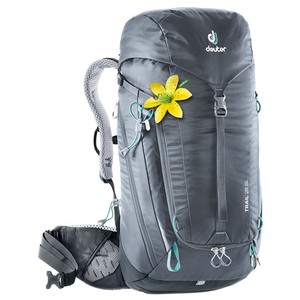 Deuter Trail 28SL in Graphite/Black