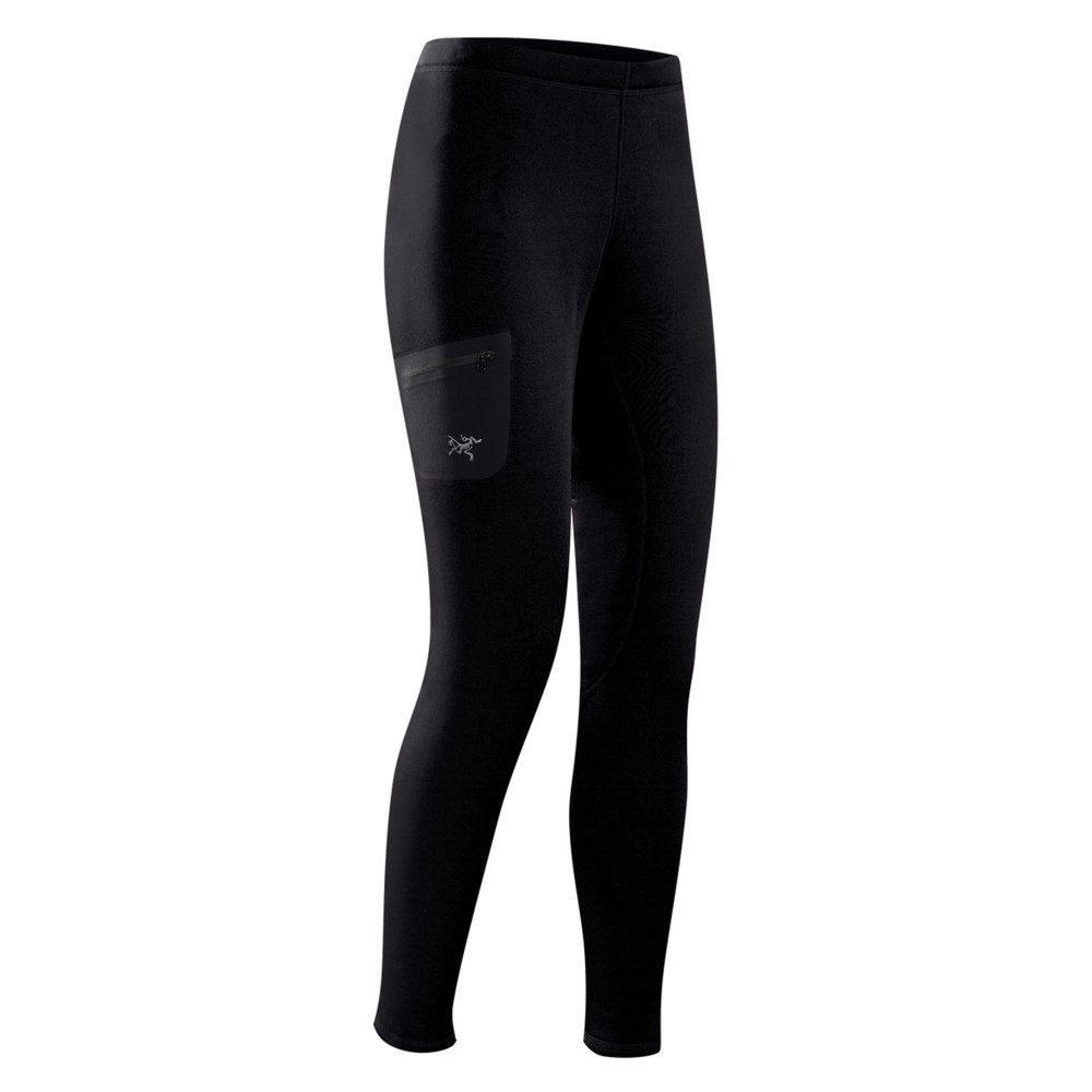 Arcteryx  Rho AR Bottom Womens Black