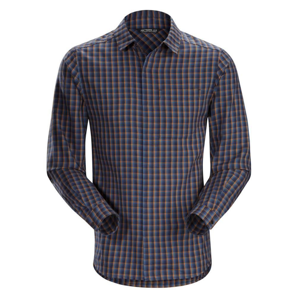 Arcteryx  Bernal LS Shirt Mens Acoustic