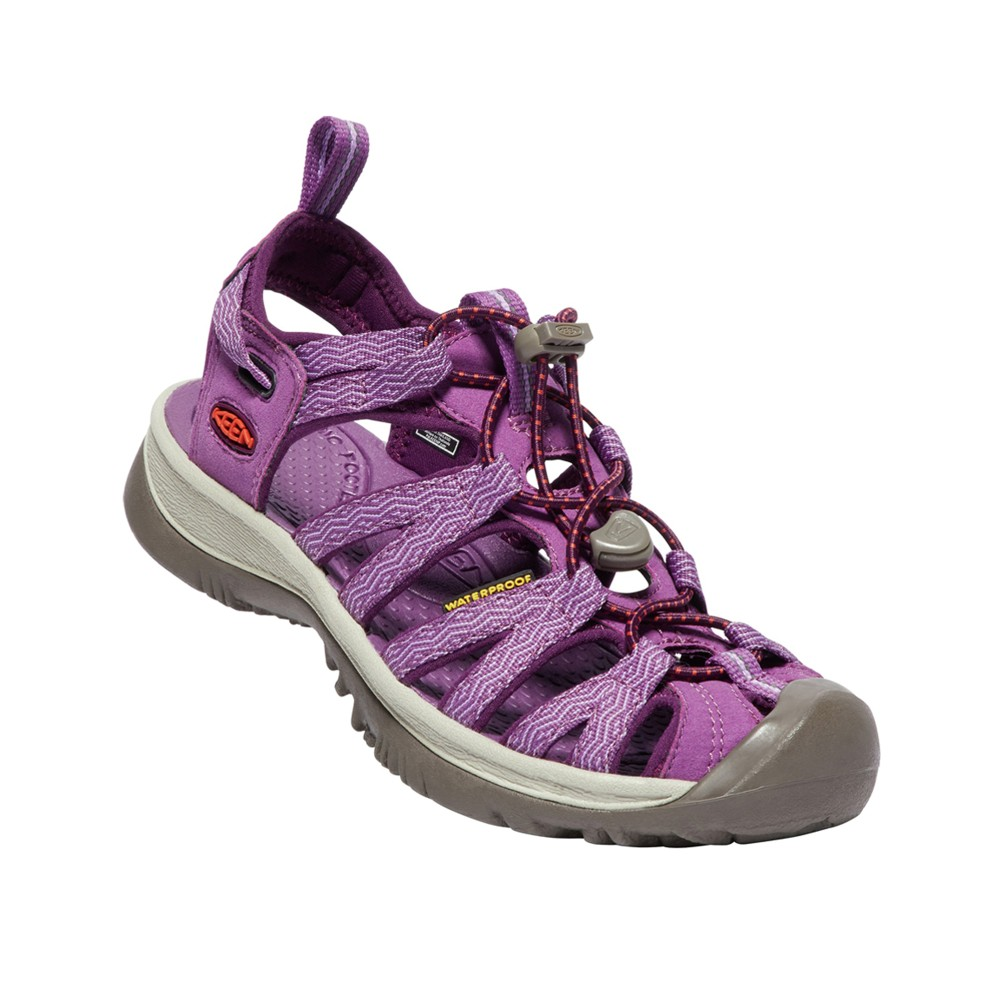 Keen Whisper Womens Grape Kiss/Grape Wine