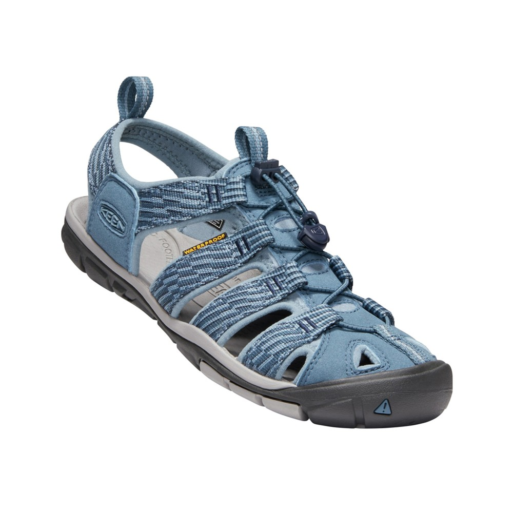 Keen Clearwater CNX Womens Blue Mirage/Citadel